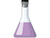 Erlenmeyer Flask Closed
