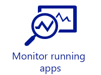Monitor Running apps (opaque)