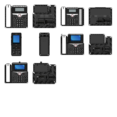 Cisco Unified I P Phone 780 0 and 880 0 Series Preview Small