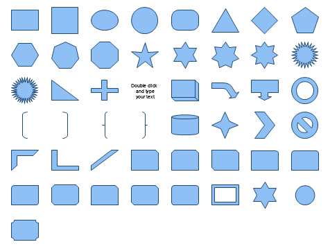 Basic Shapes Preview Small