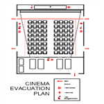 Cinema Evacuation Plan thumb