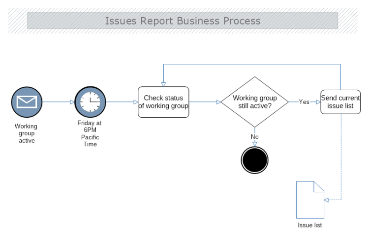 Issues Report Process
