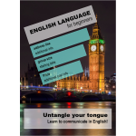English Language for Beginners Flyer thumb