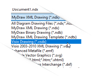 My Draw New File Formats Small