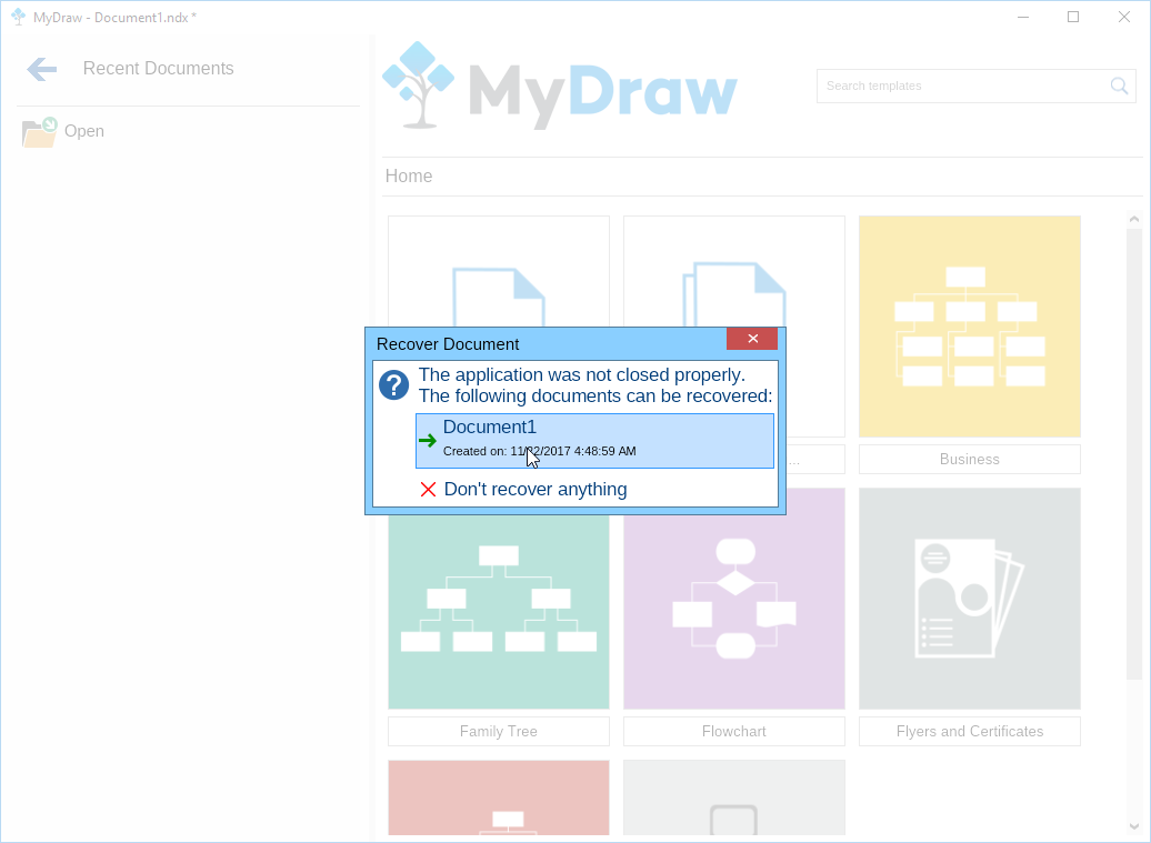 Mydraw Diagramming Software V20 Has Been Officially Released